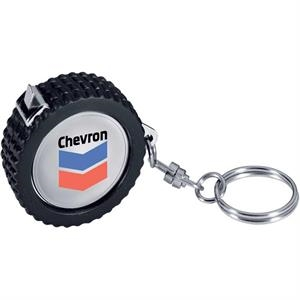 Tire Shaped Measuring Tape