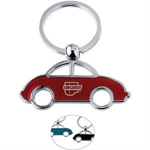 Car Shaped Key Ring