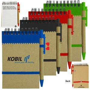 1 Working Day - Recycled Jotter Pad