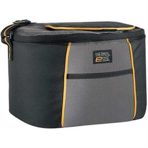Element 5 (r) - 6 Can Cooler With Adjustable Shoulder Strap