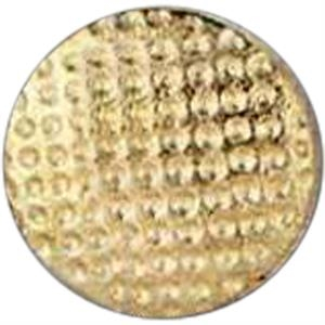 Golf Ball - Stock Design Award Pin With Clutch Back Attachment For Secure Mounting