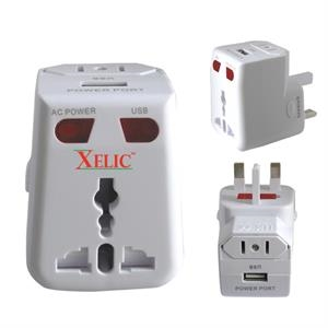 Universal Travel Power Adapter Ii