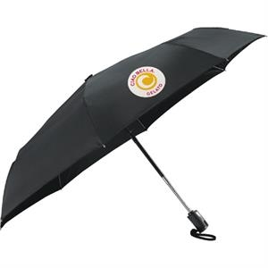 "High Sierra (r) Expedition - 42"" Polyester Auto Umbrella"