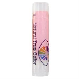 Z Collection (r) - Spf 15 Strawberry Lip Balm In Clear Tube With Pink Tint