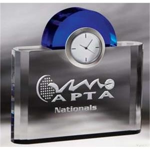 Night And Day - Named For The Cole Porter Classic, This Clock Is Equally Rich With Style