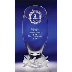 Myriad - Large - This Revolutionary Award Is Made Distinctive By Its Exceptional Base