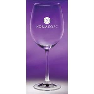 "Harmony - Set Of 4 - 27 Oz. Wine Glasses, Measures 10"" H X 3.5"" Diameter"