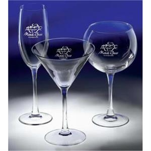 Lyrica - Set Of 2 - Flute Styled For Showcasing The Beauty Of Sparkling Wine And Its Ascending