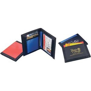 Good Sport - Slim Style Sport Wallet, Microfiber And Supple Vinyl With Bill Fold
