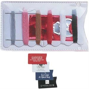 Sew Handy - Sewing Kit In See Through Vinyl Case