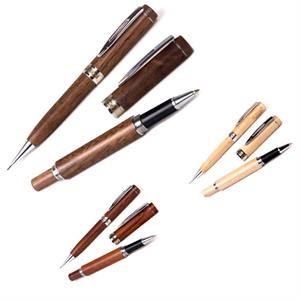Inforest Rollerball Ball and Pencil Set
