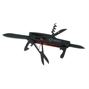 Tool Zone (tm) - 8 Function Multi-tool