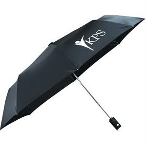 "Stromberg Brand (r) - 42"" Auto Open Flashlight Umbrella"