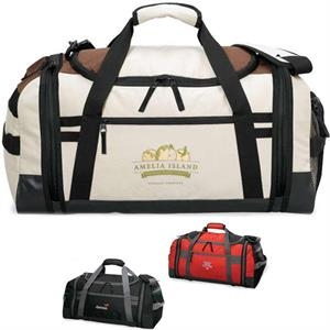 Expedition (r) - Trendy Two Tone Large Duffel