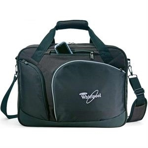 "Winner - Messenger Bag Made Of 600 And 1680 Denier Polyester. Holds An 18"" Laptop"