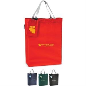 Tetra - Tote Bag Made Of 51% Recycled Pet Material. Closeout