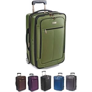 Sienna - Garment Luggage Bag Made Of 1680 Ballistic Nylon/abs. Blank
