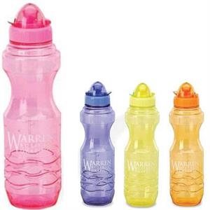 Polycarbonate 24 Oz Sport Bottle. Closeout