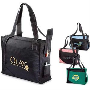 Euro-accent - Tote Bag Made Of 300 Denier Polyester. Closeout