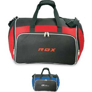Blocker - Duffel Bag Made Of 600 Denier Polyester. Closeout
