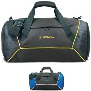 Trainer - Duffel Bag Made Of 600 Denier Polyester/420 Denier Dobby Nylon. Closeout