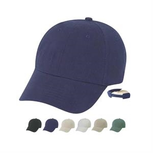 Eco-friendly Collection - Low Crown Constructed Recycled Cap
