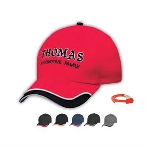 Lightweight Brushed Cotton U-cap