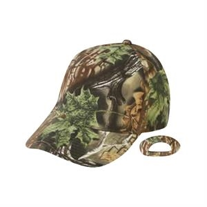 Superflauge Game (tm) By Lynch - Camo Brushed Twill Cap