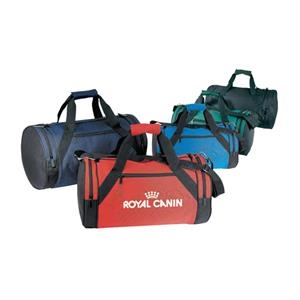 Deluxe Roll Duffel Bag With Heavy Vinyl Backing