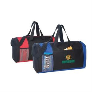 Duffel Bag Made Of 600 Denier Polyester With Vinyl Backing
