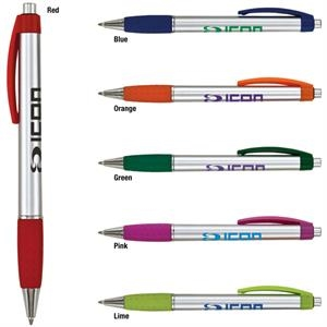 Achieva - Catalog 5-7 Day Production - Ballpoint Pen With Chrome Accent