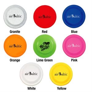 Sale 5-7 Day Production - Flying Disc, Holds A Standard Paper Plate
