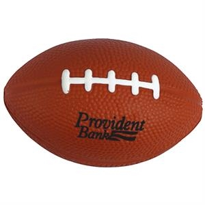 Catalog 5-7 Day Production - Football Shape Stress Ball