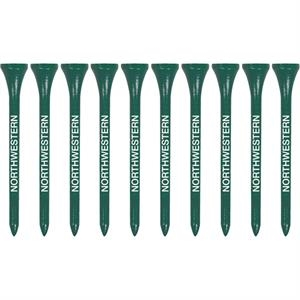 "Catalog 5-7 Day Production - Set Of Ten 2 3/4"" Golf Tees"
