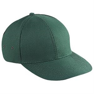 Structured, Solid Colors, Sport Pro Style Cap With Firm Front Panel. Blank