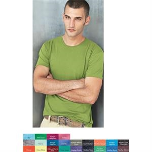 Gildan (r) - Neutrals 2 X L - Adult Preshrunk 100% Cotton Softstyle T-shirt. Blank Product