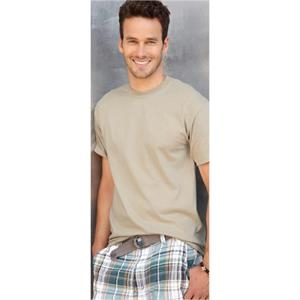 Gildan (r) - Neutrals 3 X L - Adult Pre-shrunk 100% Heavy Cotton T-shirt. Blank Product