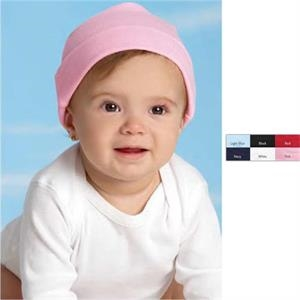 Rabbit Skins - Colors - Infant Baby Rib Cap. Blank Product