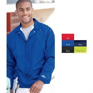 Rawlings - S- X L - Nylon Coaches Jacket. Blank Product