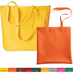 Liberty Bags (r) - Recycled Zipper Tote. Blank Product
