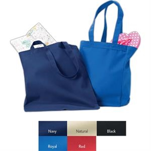 Liberty Bags (r) Nicole - Colors - Cotton Canvas Tote. Blank Product
