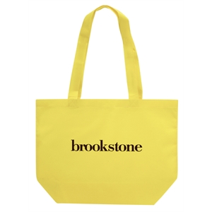 "Silkscreen - Tote Bag 22"", Made Of 100 Gram Non-woven Polypropylene"