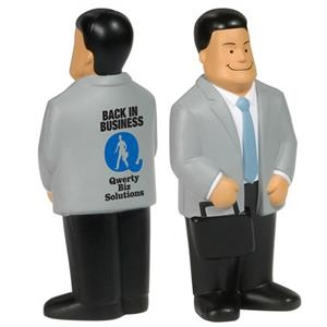 Businessman Shape Stress Reliever