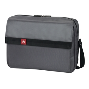 "Avolve (tm) Collection - Graphite - Commuter Brief Business Day Bag 16"" X 12"" X 5"""