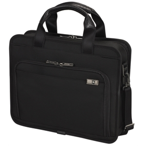 "Architecture (tm) 3.0 Collection;wainwright 13 - Slimline Laptop Brief Case Size To Hold Most 13"" (33 Cm) Laptops"