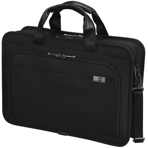 "Architecture (tm) 3.0 Collection;louvre 17 - Horizontal Laptop Briefcase Sized To Hold Most 17"" (43 Cm) Laptops"