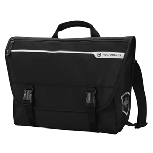 "Ch-97 (tm) 2.0 Collection - Black - Laptop Messenger Bag 17""/43 Cm"