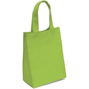 Ike Celebration (tm) - Reusable Tote Bag Made From Non-woven Polypropylene With Reinforced Handles