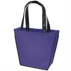 "Carnival (tm) - Tote Bag With Modern Design, Made Of Polypropylene Material. 18"" Handles"