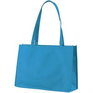 "Franklin Celebration (tm) - Tote Bag Made From Non-woven Polypropylene With 28"" Reinforced Handles"